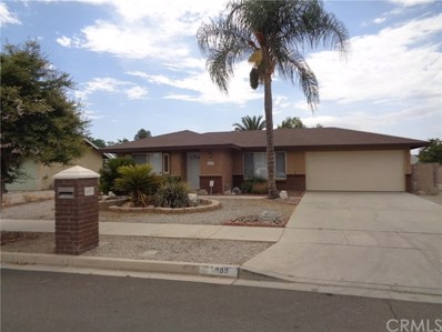 603 Kerilyn Lane, Hemet, CA 92544 - MLS#: SW18167787