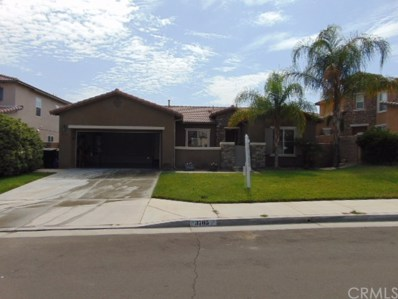 3705 Steeple Way, Perris, CA 92570 - MLS#: SW18168008