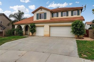 35399 Azalea Circle, Winchester, CA 92596 - MLS#: SW18168493