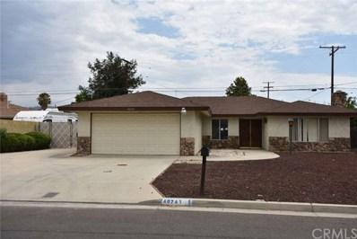 40761 Brock Avenue, Hemet, CA 92544 - MLS#: SW18169707