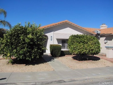 405 Reposo Street, San Jacinto, CA 92582 - MLS#: SW18170172