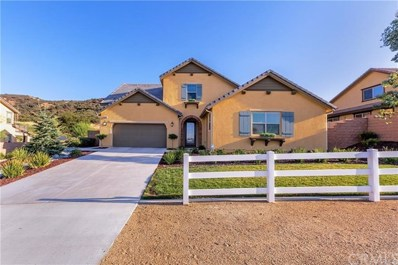26261 Santiago Canyon Road, Corona, CA 92883 - MLS#: SW18170571