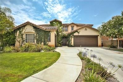 121 Goldenrod Avenue, Perris, CA 92570 - MLS#: SW18171985