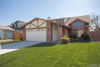29592 Squaw Valley Drive, Menifee, CA 92586 - MLS#: SW18172705