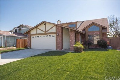 29592 Squaw Valley Drive, Menifee, CA 92586 - MLS#: SW18172705