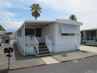 655 E Main Street UNIT 17, San Jacinto, CA 92583 - MLS#: SW18174442
