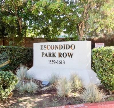 1593 S Escondido Boulevard, Escondido, CA 92025 - #: SW18175171