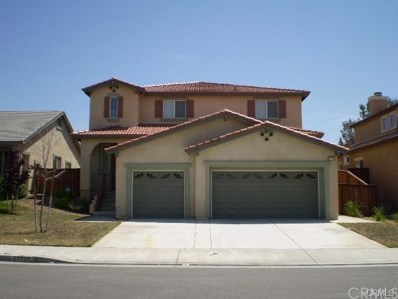 27735 Legendary Drive, Moreno Valley, CA 92555 - MLS#: SW18176565