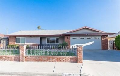 43211 Babcock Avenue, Hemet, CA 92544 - MLS#: SW18177599