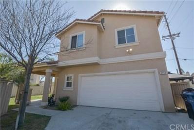 1153 Mcfarland Avenue, Wilmington, CA 90744 - MLS#: SW18178916