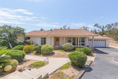 1595 Baja Vista Drive, Fallbrook, CA 92028 - MLS#: SW18181116