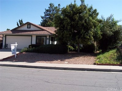 25533 Dorado Drive, Menifee, CA 92586 - MLS#: SW18181572