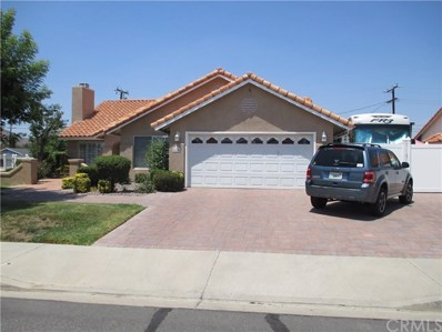 26188 Columbus Drive, Menifee, CA 92586 - MLS#: SW18181649