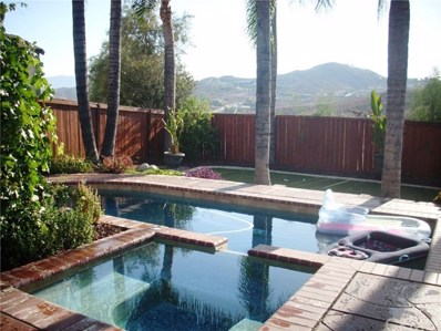 30557 Early Round Drive, Canyon Lake, CA 92587 - MLS#: SW18182069