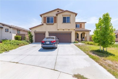 53203 Trailing Rose Drive, Lake Elsinore, CA 92532 - MLS#: SW18182472