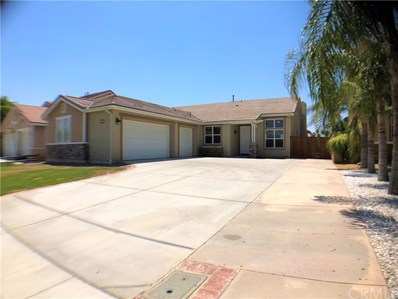 25897 Night Shade Street, Menifee, CA 92584 - MLS#: SW18182488