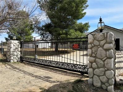 59435 Grandon Road, Anza, CA 92539 - MLS#: SW18182526