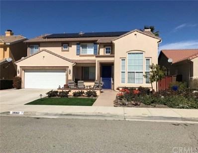 38063 Rivera Court, Murrieta, CA 92563 - MLS#: SW18183793