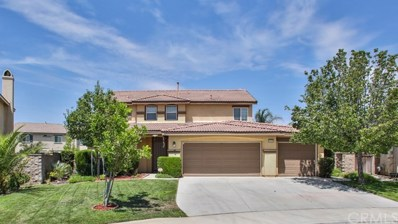 26909 Winter Harbor Court, Menifee, CA 92585 - MLS#: SW18184255