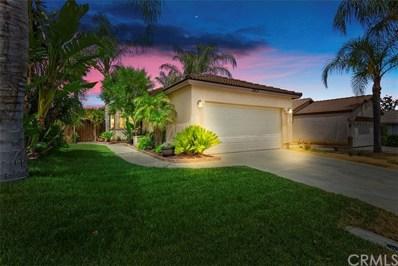 27925 Cactus Flower Drive, Menifee, CA 92585 - MLS#: SW18184500