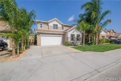 1871 Hawthorne Street, San Jacinto, CA 92583 - MLS#: SW18185051