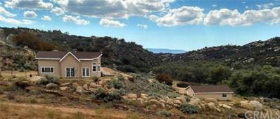 48755 Leaning Rock Court, Aguanga, CA 92536 - MLS#: SW18185325