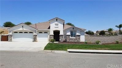 19472 Copper Ridge Street, Perris, CA 92570 - MLS#: SW18186417