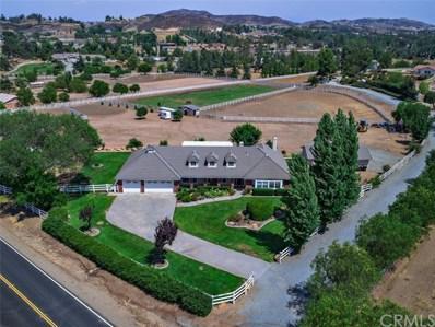 19205 Vista De Montanas, Murrieta, CA 92562 - MLS#: SW18186885