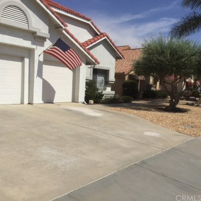 1850 Ash Tree Lane, Hemet, CA 92545 - MLS#: SW18186993