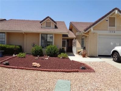 1336 Randolph Circle, San Jacinto, CA 92583 - MLS#: SW18188620