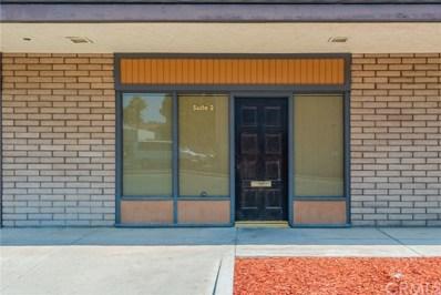 133 N Buena Vista Street UNIT 2, Hemet, CA 92543 - MLS#: SW18189880