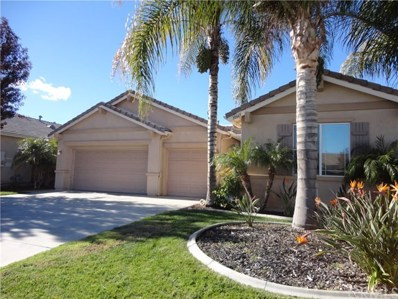 30665 Young Dove Street, Menifee, CA 92584 - MLS#: SW18190058