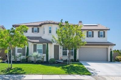 31543 Brentworth Street, Menifee, CA 92584 - MLS#: SW18190240