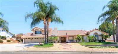 11134 Night Shadow Drive, Moreno Valley, CA 92555 - MLS#: SW18190655