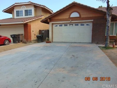 135 Oaktree Drive, Perris, CA 92571 - MLS#: SW18192034