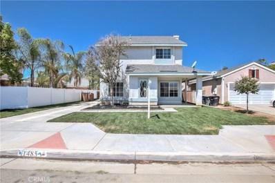 1485 Dusty Hill Road, Hemet, CA 92545 - MLS#: SW18193888