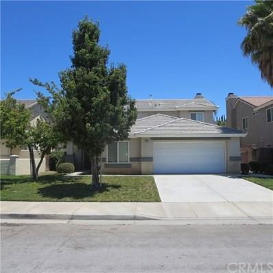 16180 Grande Isla Circle, Moreno Valley, CA 92551 - MLS#: SW18195448