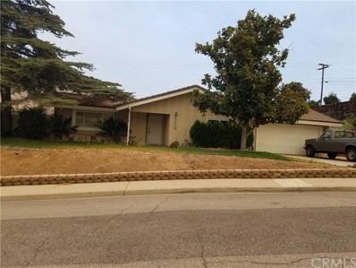 4460 Picacho Drive, Riverside, CA 92507 - MLS#: SW18196665