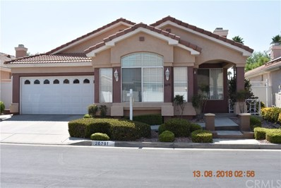26791 Tropicana Drive, Menifee, CA 92585 - MLS#: SW18196921