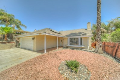 30071 Buck Tail Drive, Canyon Lake, CA 92587 - MLS#: SW18197440