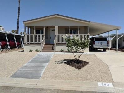290 San Carlos Drive, Hemet, CA 92543 - MLS#: SW18199288