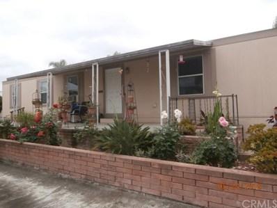 245 W Bobier Drive UNIT 62, Vista, CA 92083 - MLS#: SW18199845