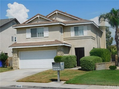 5445 Huntmaster Lane, Fontana, CA 92336 - MLS#: SW18201989