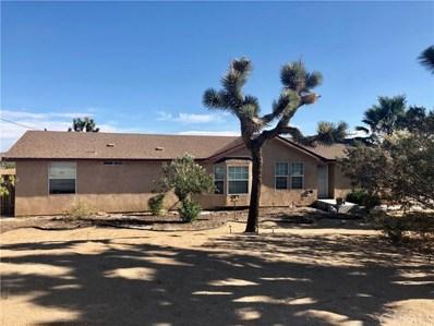 5390 Newton Lane, Yucca Valley, CA 92284 - MLS#: SW18204388