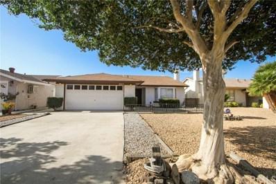 2203 El Grande Street, Hemet, CA 92545 - MLS#: SW18204950