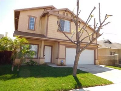 1396 Dusty Hill Road, Hemet, CA 92545 - MLS#: SW18205028