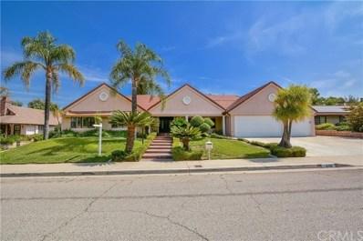 1609 Crestview Road, Redlands, CA 92374 - MLS#: SW18205377