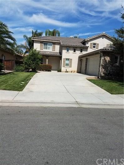 31754 McCartney Drive, Winchester, CA 92596 - MLS#: SW18207200