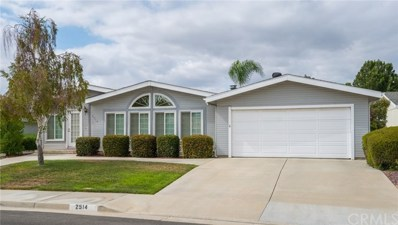 2514 Peach Tree Street, Hemet, CA 92545 - MLS#: SW18210683