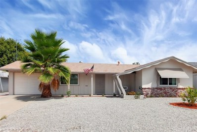 29276 Pebble Beach Drive, Menifee, CA 92586 - MLS#: SW18211072